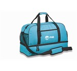 Maine DoubleDecker Bag Turquoise