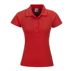 Golfers - US Basic Striker Ladies Golf Shirt