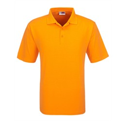 Golfers - US Basic Cardinal Mens Single Jersey Golf Shirt