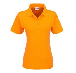 Golfers - US Basic Cardinal Ladies Single Golf Shirt