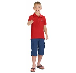 Golfers - US Basic Kids Elemental Golf Shirt