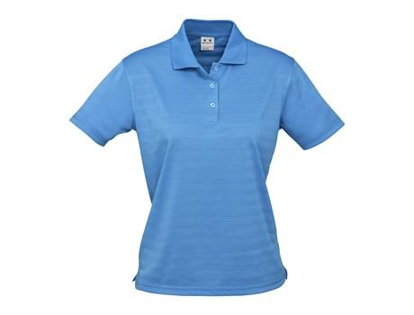 Biz Collection Ladies Icon Golf Shirt in blue Code BIZ-3603