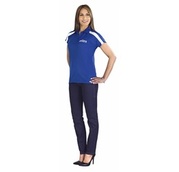 Golfers - Monte Carlo Ladies Golf Shirt