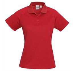 Golfers - Ladies Sprint Golf Shirt