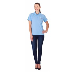 Golfers - Ladies Sprint Golf Shirt