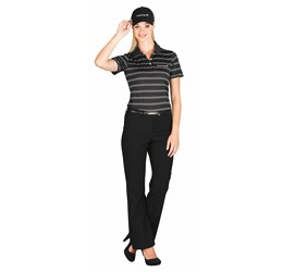 Golfers - Cutter And Buck Hawthorne Ladies Golf Shirt