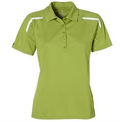 Golfers - Elevate Nyos Ladies Golf Shirt