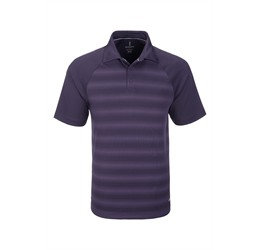 Golfers - Elevate Shimmer Mens Golf Shirt