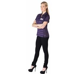 Golfers - Elevate Shimmer Ladies Golf Shirt
