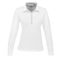Golfers - Gary Player Ladies Long Sleeve Pensacola Golf Shirt