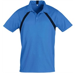 Golfers - Mens Jebel Golf Shirt