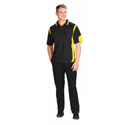 Golfers - Mens Genesis Golf Shirt