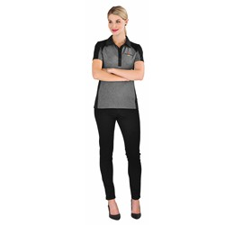 Golfers - Slazenger Ladies Matrix Golf Shirt