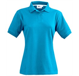 Golfers - Slazenger Crest Ladies Golf Shirt