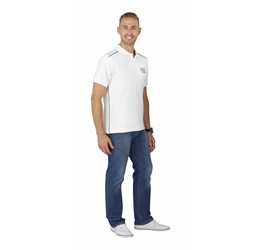 Golfers - Slazenger Backhand Mens Golf Shirt