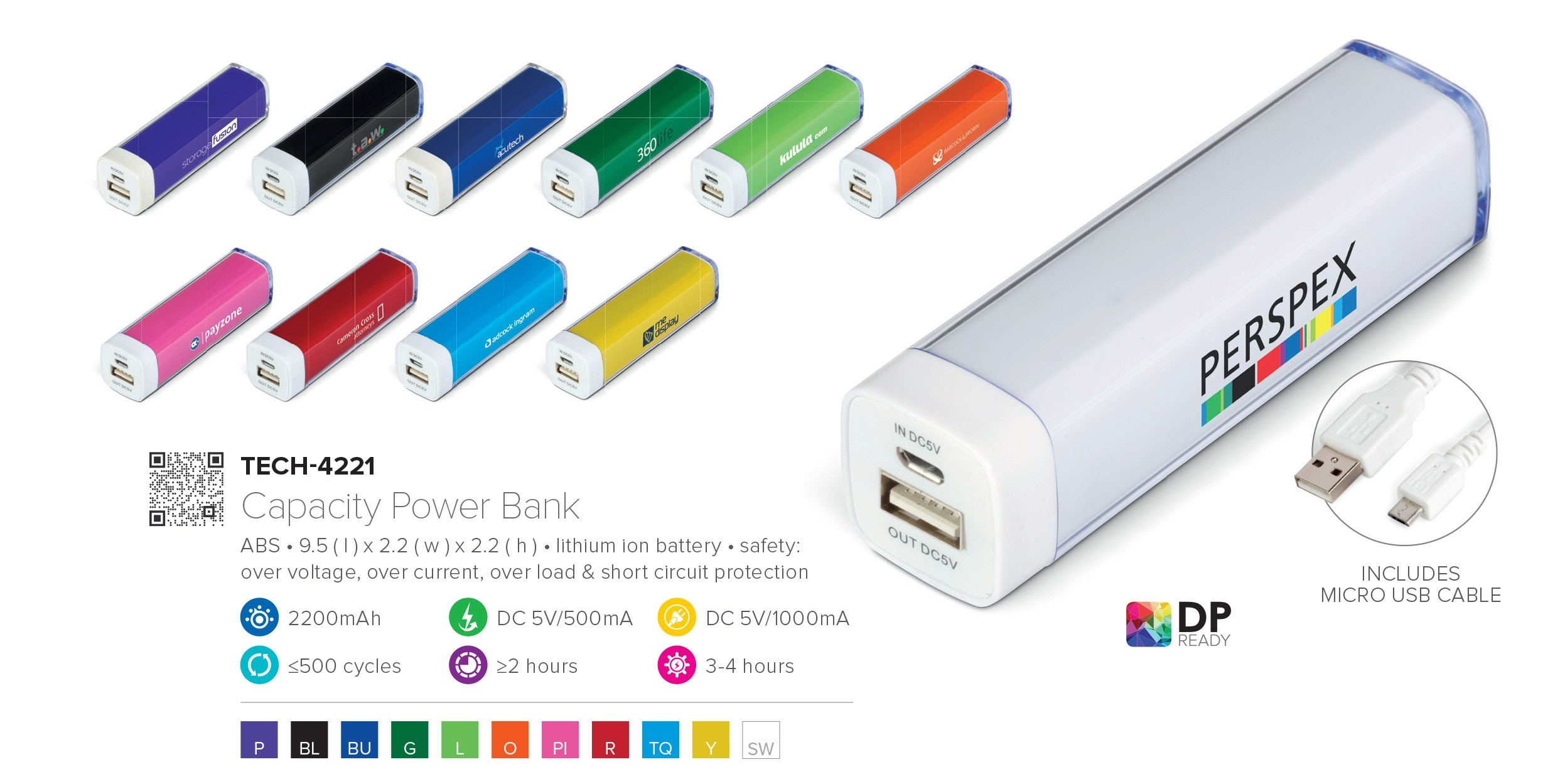 Best Selling Promotional Power Bank